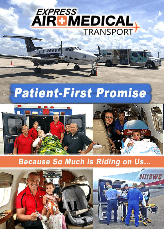 Knoxville, Tennessee Air Ambulance Services